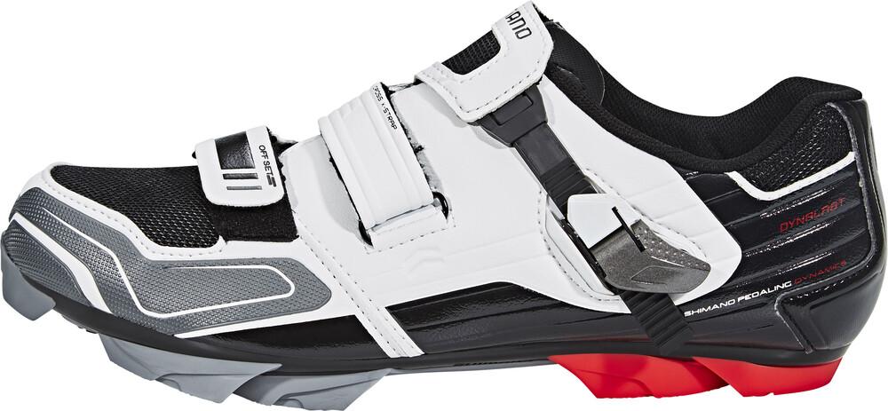 Chaussures Shimano Sh-xc51w De Blanc / Noir 50 2017 Chaussures Vtt Cliquez lzZRHE